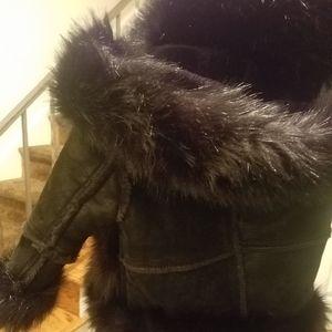 Black Label Jackets & Coats - Toddler  2 T Sherling jacket